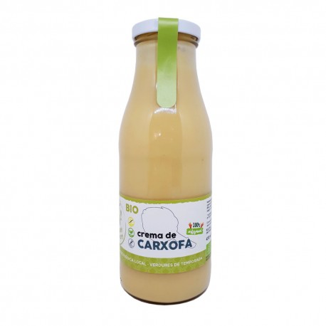 Crema de alcachofa 470 ml