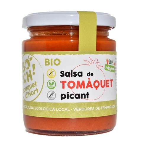 Salsa de tomate picante 270 g