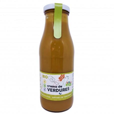 Crema de verduras de invierno  470 ml